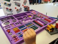 lego workshop young engineers haarlem