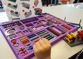 lego workshop young engineers haarlem