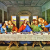 Wat at Jezus tijdens het laatste avondmaal?